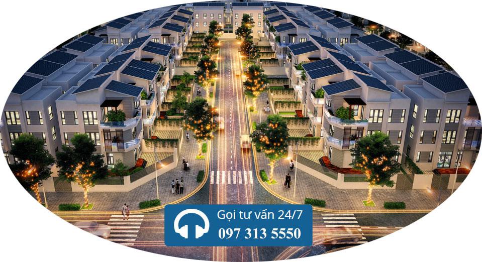 Nhà biệt thự song lập Xuân Phương - Foresa Villa