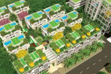 Dự án Biệt thự và shop house LaCasa Villa – 25 Vũ Ngọc Phan