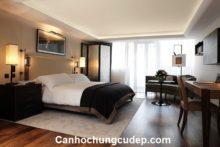 Thiết kế phòng ngủ khách sạn và những yếu tố ảnh hưởng đến nó