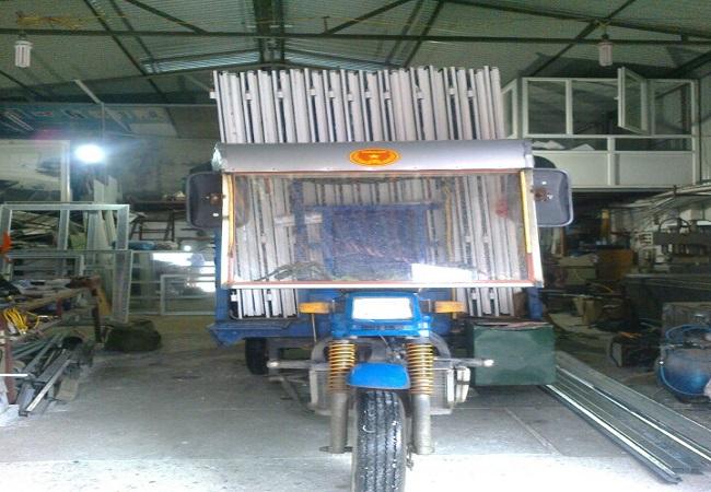 Dịch vụ lắp đặt cửa nhôm kính Việt Pháp tại Hà Nội