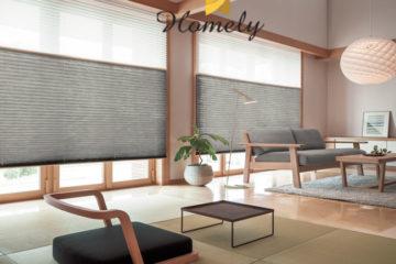 Homely tư vấn Thiết kế lắp đặt rèm lá dọc tại Hà Nội