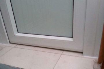 Hình ảnh Công trình Cửa đi 1 cánh cửa đi lùa và Vách nhà chị Lâm Tôn Đức Thắng