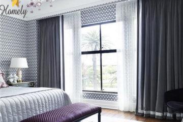 Vì sao nên lắp đặt rèm cửa trong trang trí nội thất nhà đẹp